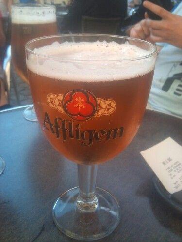 A nice drop of beer