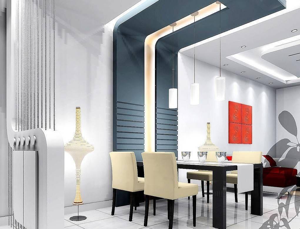 24 Interesting Dining Room Ceiling Design Ideas - Interior Design ...