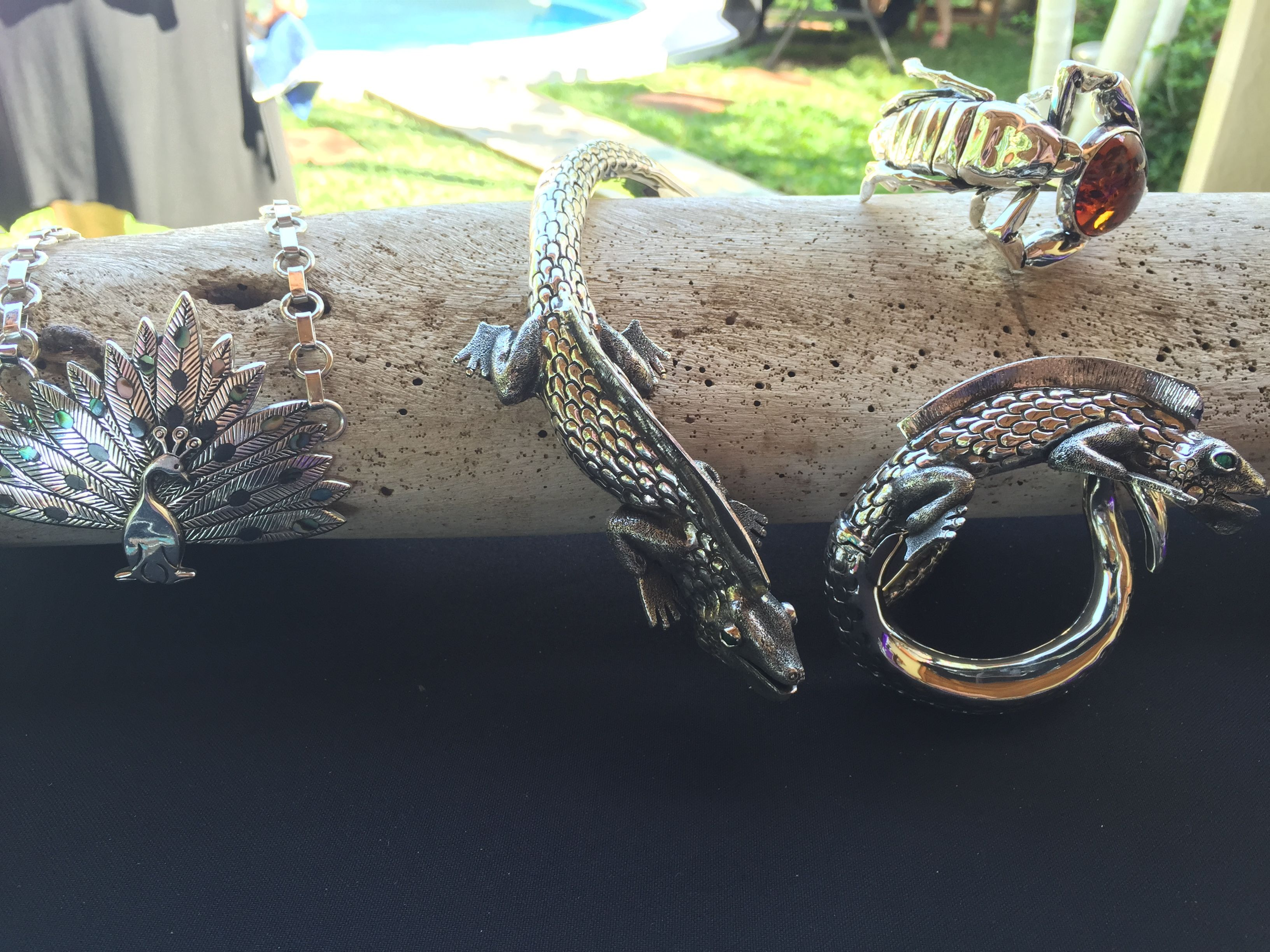 Animal Symbolism In Mexican Silver Jewelry Silver Jewelry Gold