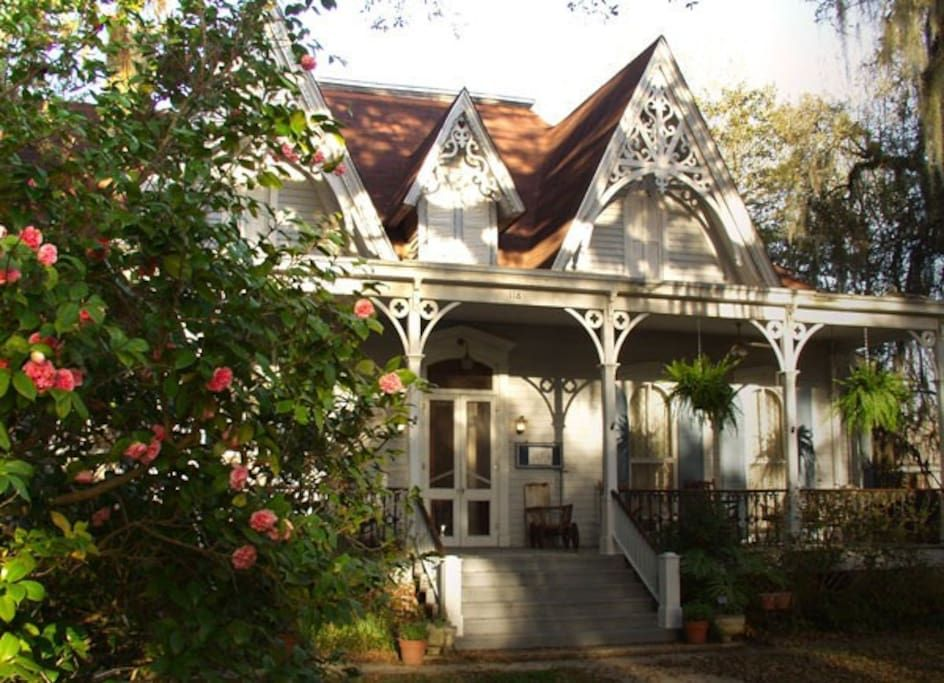 Bed Amp Breakfast In Saint Francisville United States Relax In
