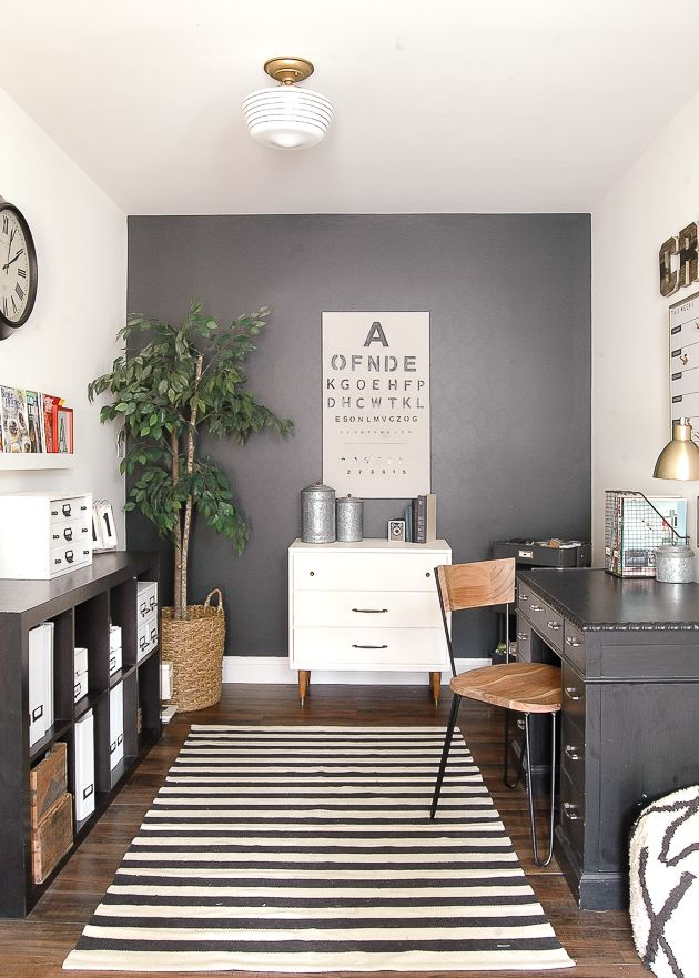 Modern Industrial Farmhouse Office Reveal in 2018 | Home: Craft Room on modern farm house home design, shotgun house interior design, modern farmhouse accessories, rustic living room interior design, modern farmhouse wallpaper, modern german farms, howard backen design, modern farmhouse bathroom vanity, modern farmhouse front porch, ranch style interior design, modern farmhouse landscape, modern farmhouse blogs, farm style interior design, tuscan farmhouse design, modern farmhouse metal roof, modern farmhouse house, modern farmhouse modular homes, modern farmhouse molding, modern farmhouse style homes, contemporary farmhouse design,