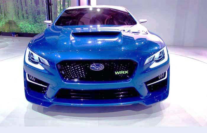 2019 Subaru Wrx Sti New Performance Of Next Rally Car My Future