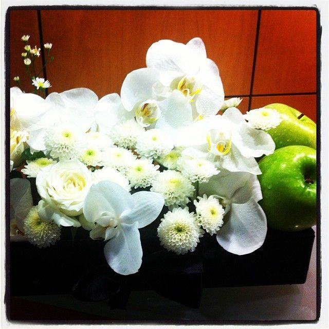 Flores & frutas!