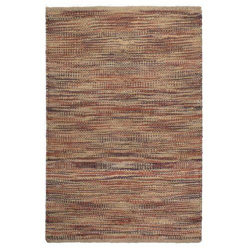 Found it at Wayfair - Heartland Canyonlands Hand-Woven Brown Indoor/Outdoor Area Rug