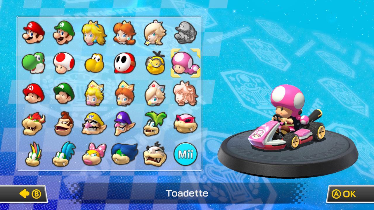 Toadette Mario Kart 8 Wiki Guide Ign Mario Kart Mario