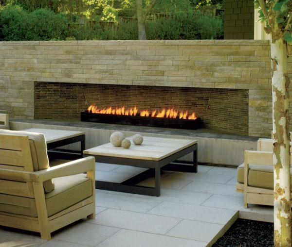 Exceptional Patio With Fireplace Design   This Patio Is So Superb Because Of The Highly Modern  Patio Gallery