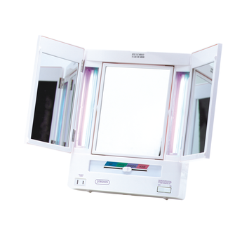 Deluxe Lighted Makeup Mirror Makeup Mirror With Lights Mirror