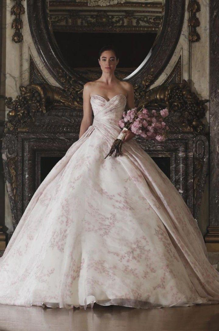 Romona Keveza Wedding Dresses 2016 inspiração vestido