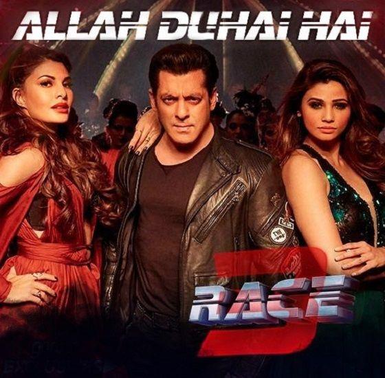 race 3 all songs
