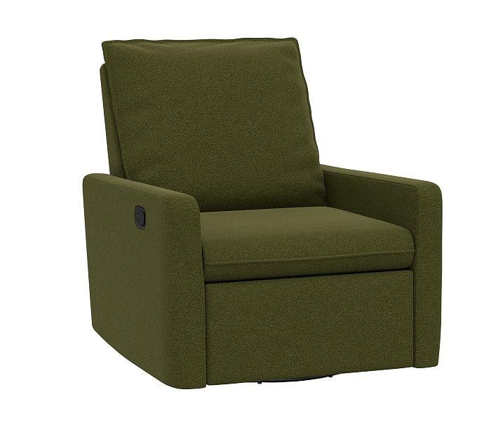 Paxton Swivel Glider Amp Recliner Modern Nursing Chair