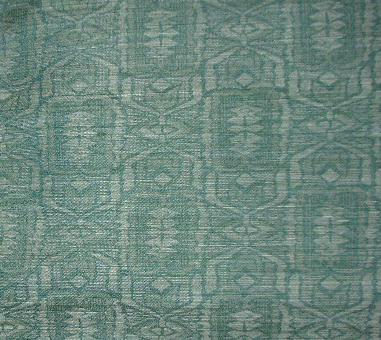 Vintage Kimono Wool Subdued Pattern Tulip by banglezBeadz, via Etsy.