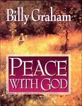 Peace with God : Minibook by Billy Graham (1994, Hardcover) Pocket Book