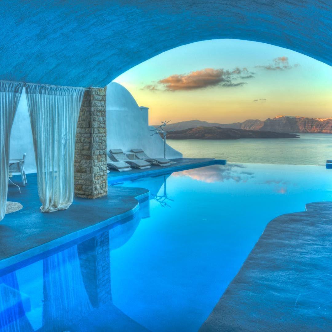 Astarte Suites Hotel Santorini Santorini Greece Sur