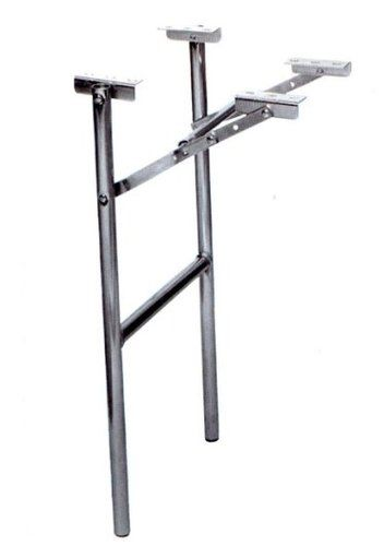 14 wide replacement adjustable height h style steel folding table set of 2 replacement h style aluminum folding table legs for 24 wide seminar folding tables free shipping bulk watchthetrailerfo