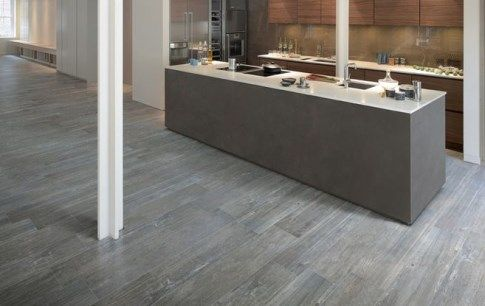 Olympia Tile Larix Grey Wide Plank Tile I Would Run
