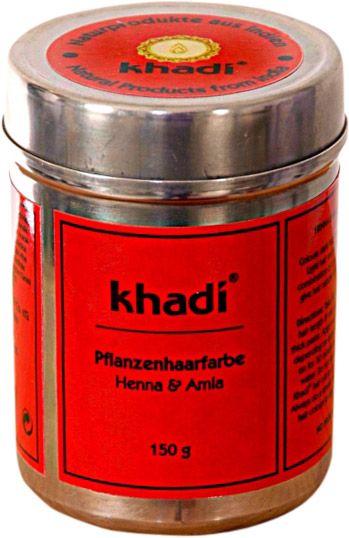 Khadi® Tinta Vegetale Henné & Amla - uno dei miei prossimi acquisti :)