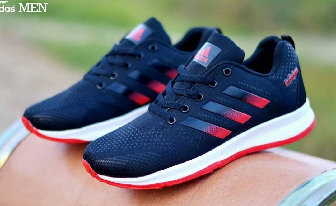 Adidas Running Grade Quality Size 39 40 41 42 43 44 Rp 210 000
