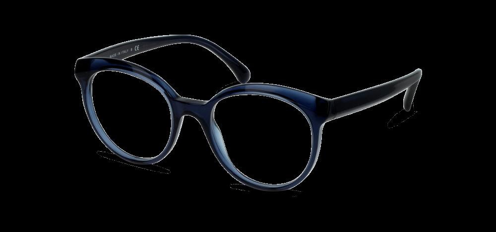 1eb3cb7dce3eb7 Lunettes de vue Chanel 3355 C508 TRANSPARENT BLUE   Lunettes   Pinterest