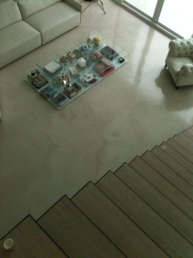 Suelos microcemento idees casa pinterest suelo for Suelo microcemento