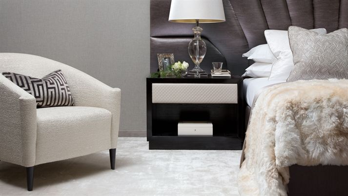 Luxury Bedroom Furniture And Bedside Tables | The Sofa U0026 Chair Company