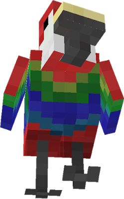 Parrot   Minecraft   Minecraft skins, Minecraft, Logos