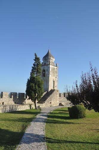 Montemor-o-Velho Castle (Castelo de Montemor-o-Velho), Coimbra, Portugal (Built/Construído: 1088-1520)
