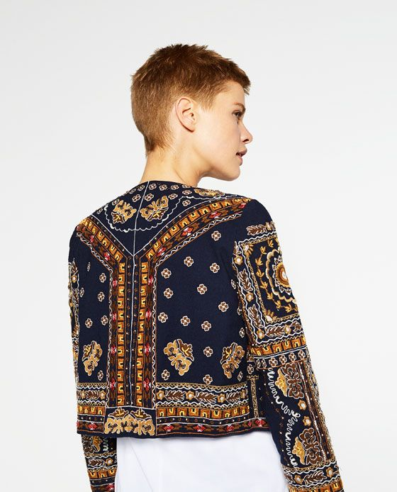 Embroidered Cotton Jacket – Buy Morpunc Jackets For Women Online in India –  LimeRoad.com