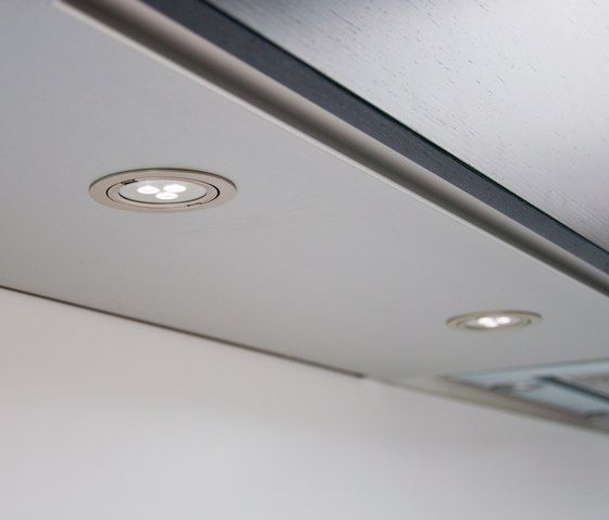 Focos Reflectores Lamparas Empotrables De Techo Arf 68 Led 2 Check It Out On Architonic Techo Led Lamparas De Techo Led