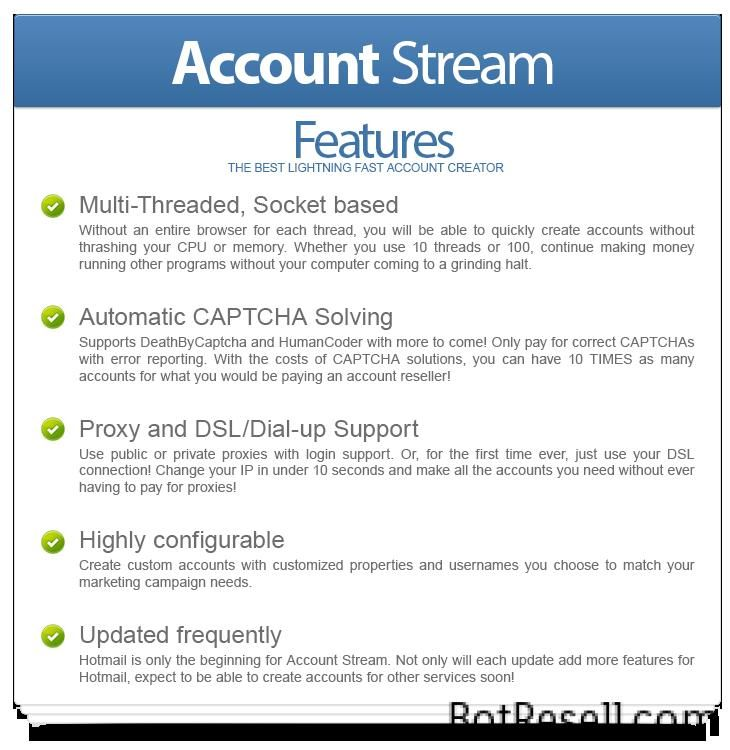 Hotmail Account Stream 1 2 23 | Best Seo backlinking tools