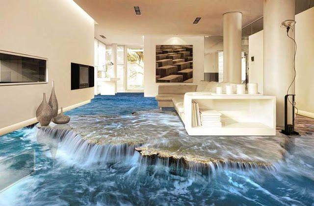 3d Flooring 3d Epoxy Floors 3d Bathroom Floor Jpg 640 421 Floor Design Epoxy Floor 3d Floor Art