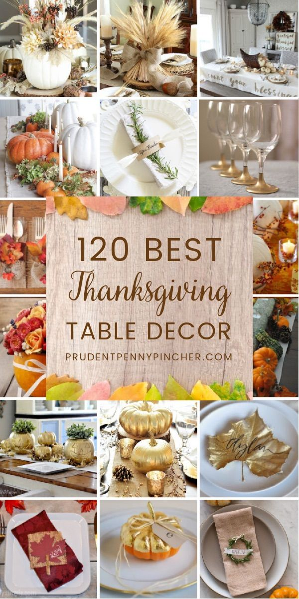 Most Nice Thanksgiving Decoration Do it Yourself Project 2