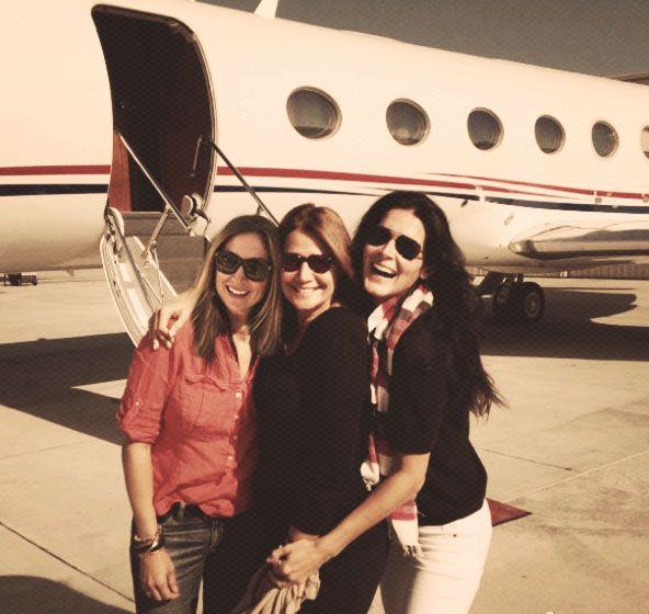Mam Rizzoli and her girls