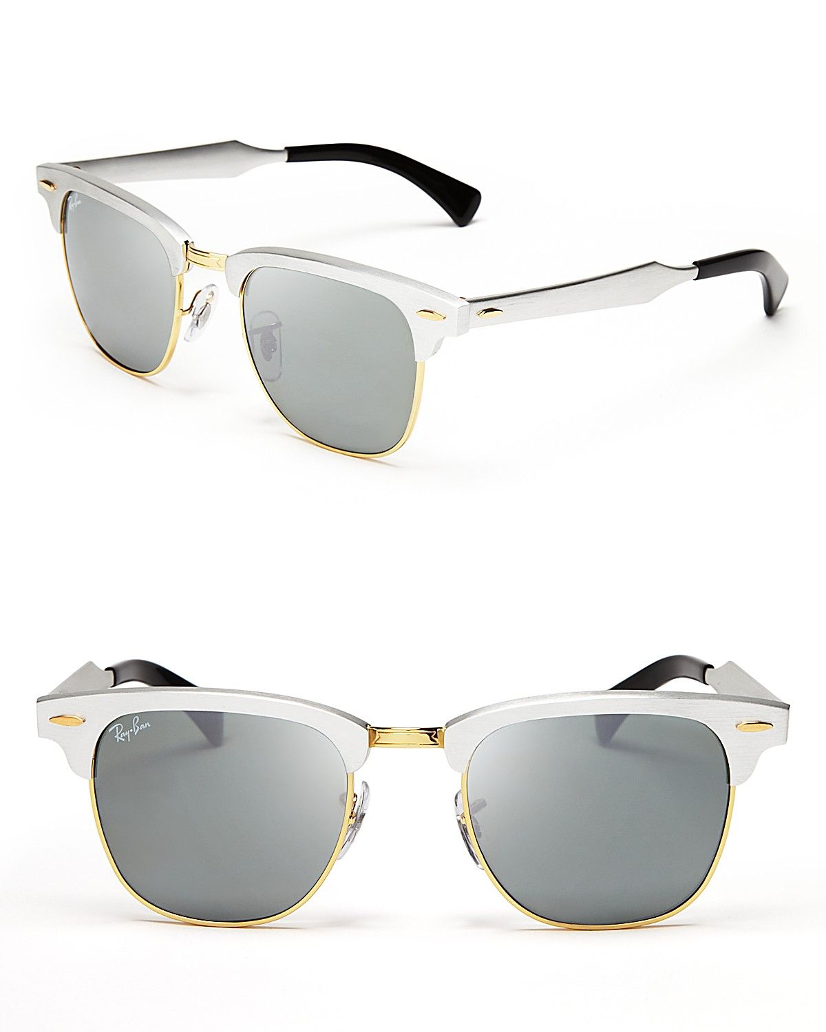 Ray Ban Mirror Glasses