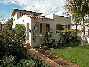 The Velazquez Villa Mediterranean Spanish Revival Bungalow Expansion Built In 1928
