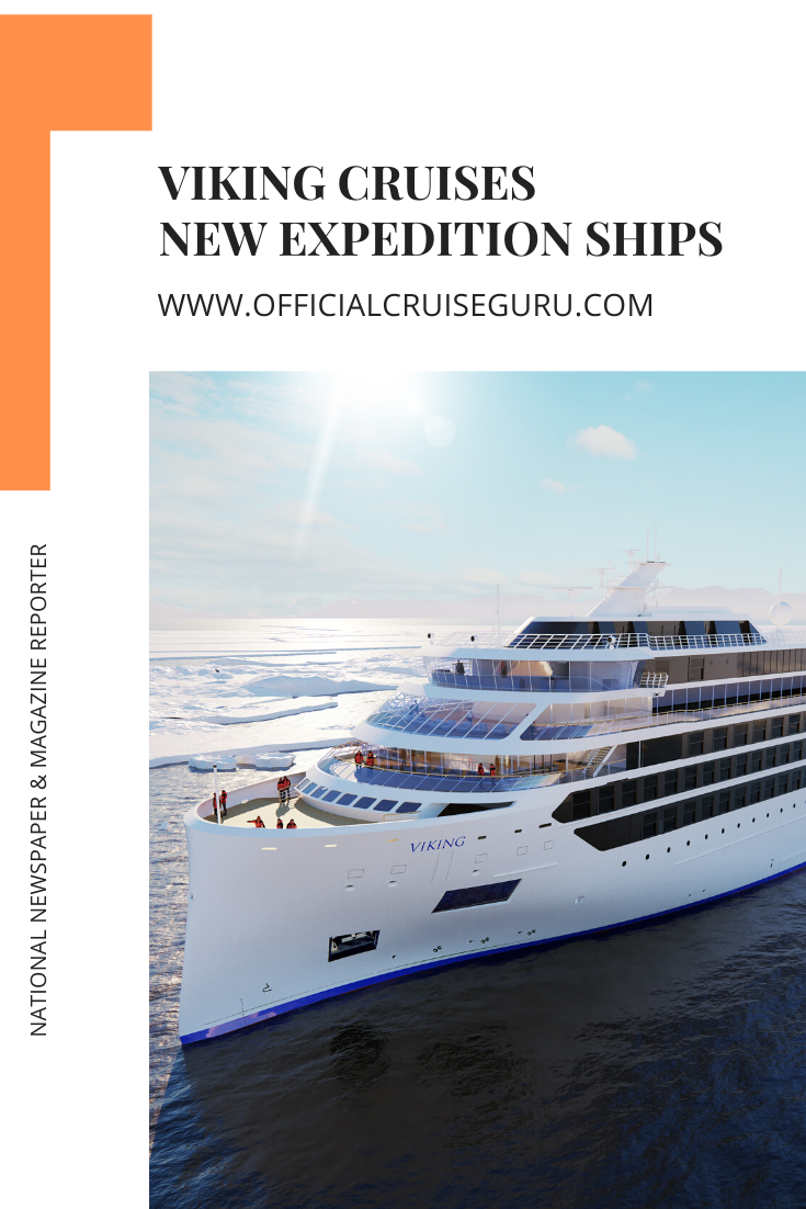Viking Cruises Launch Expedition Ships In 2022 Viking Cruises Viking Cruise Ship Viking Ocean Cruise