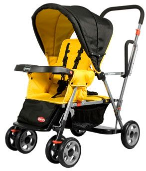 I have had many strollers--this is by far my favorite and most versatile!