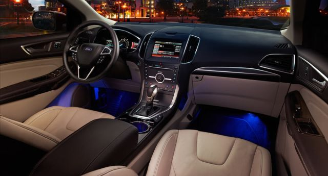 Pin By All Star Ford On New Model 2017 Ford Edge Ford Flex Ford Flex Interior Ford Edge