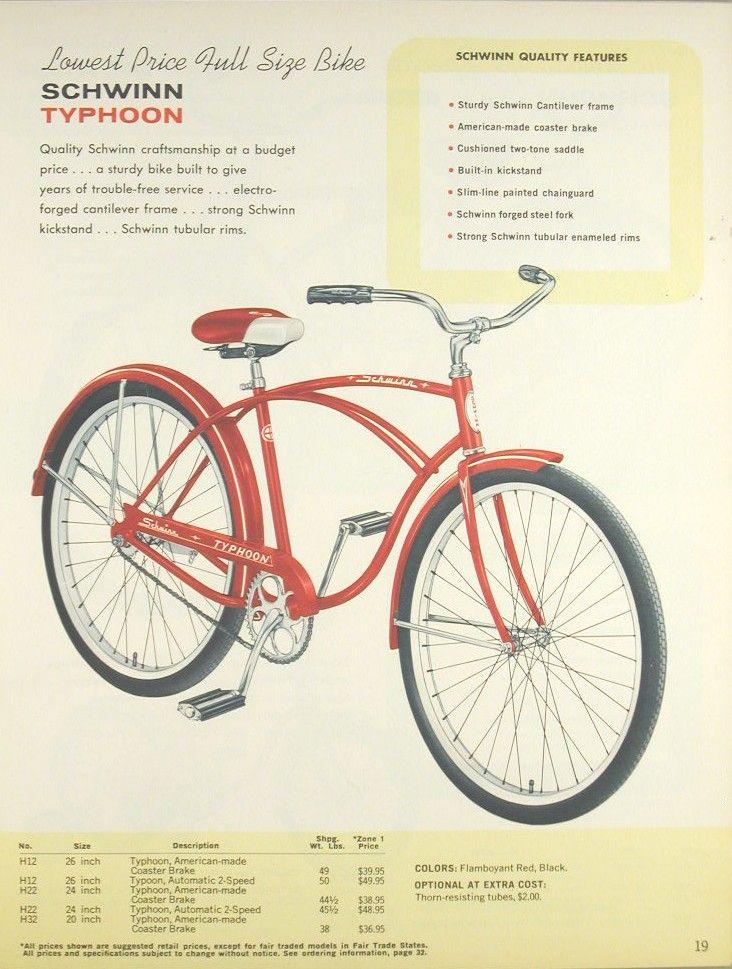 VINTAGE SCHWINN BICYCLE ORIGINAL DEALER BIKE SHOP DECAL-1960/'s