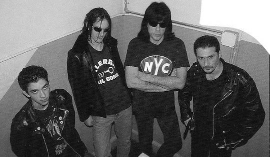 Noise Never Ends: Marky Ramone and The Intruders