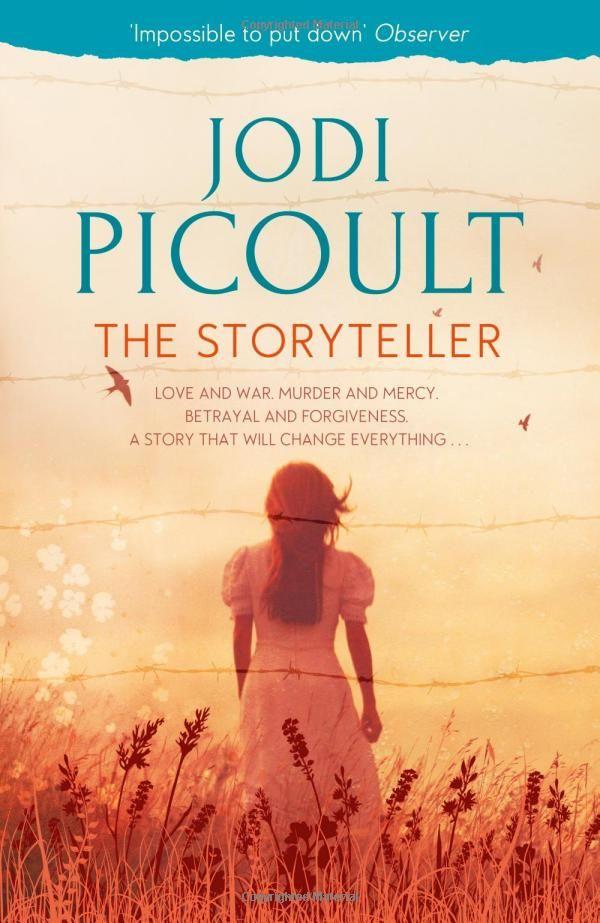 The Storyteller Jodi Picoult 9781439102763 Books Jodi Picoult Books Books Reading