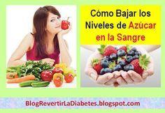 Como Bajar los Niveles de Azucar en la Sangre del Diabético de Forma Natural con Frutas. Como Normalizar los Niveles Altos de Azucar en la Sangre del paciente Diabético tipo 2.