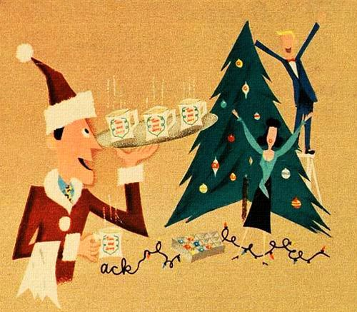 Tom And Jerry Christmas Tree: Roger Wilkerson, The Suburban Legend.