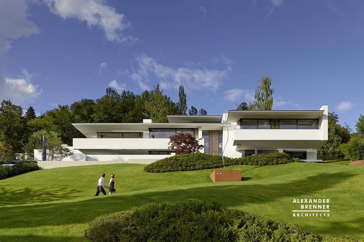 House in Reutlingen by Alexander Brenner Architekten | arq. HOUSING ...