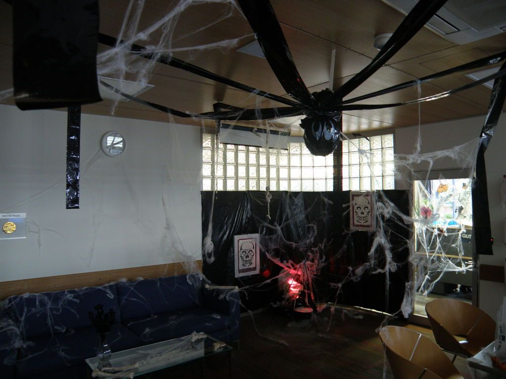 Halloween zombie office Halloween Pinterest Halloween zombie - Halloween Office Decorations Ideas