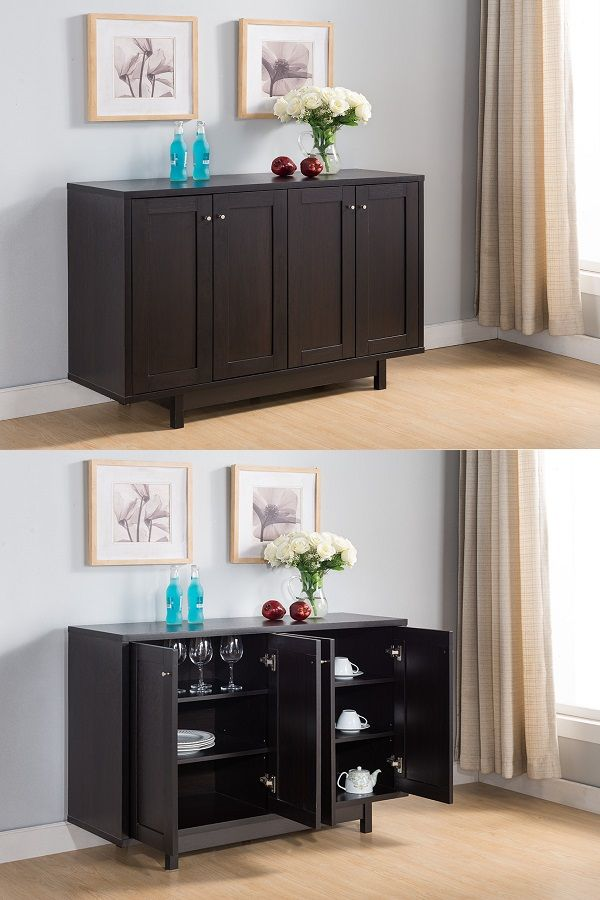 151370 Buffet Table Sideboard Simply Organize More Room For Your Kitchen Or Dining Room A Easy To Use Wine Cab Buy Kitchen Dining Storage Sideboard Cabinet