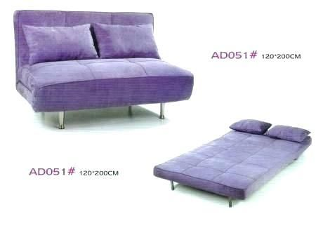 Couch Pull Out Foam Fold Sofa Bed