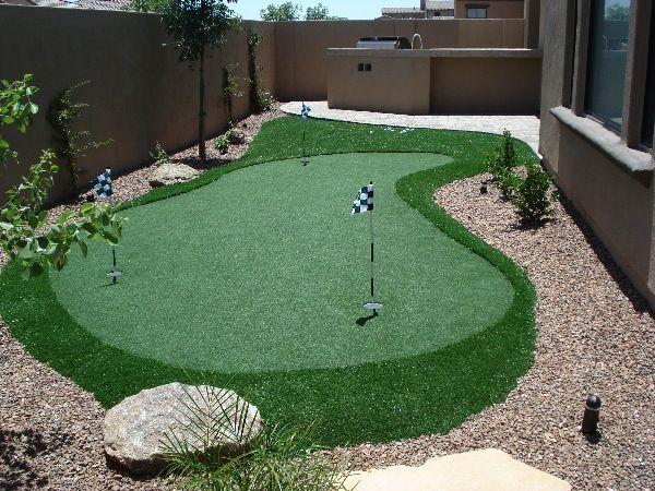 Turf and Putting Greens   Dream Retreats Landscape Design ...