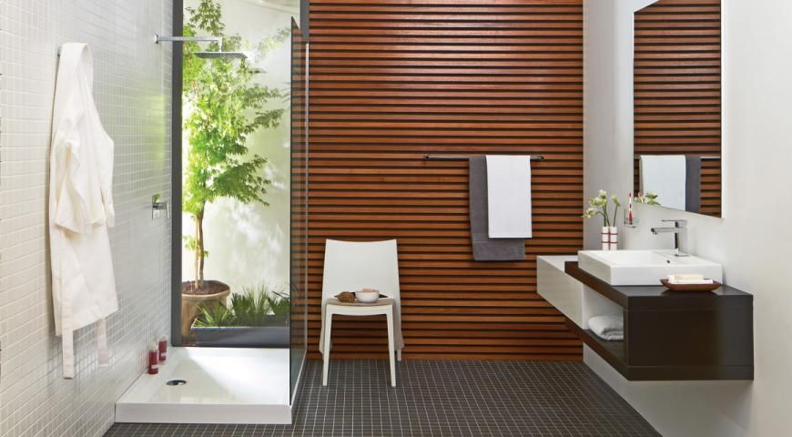 The living room for one. | Day Spa Bathroom Trend | Pinterest ...