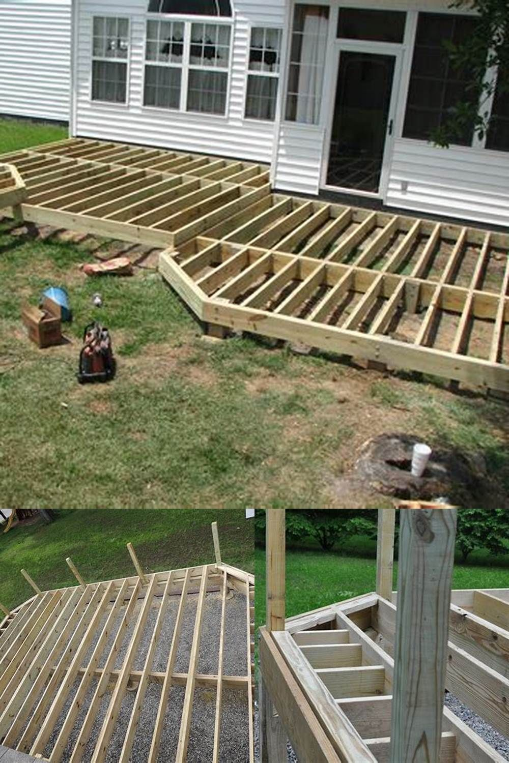60 Best Deck Plan Ideas That You Should Install Deck Deck Plans