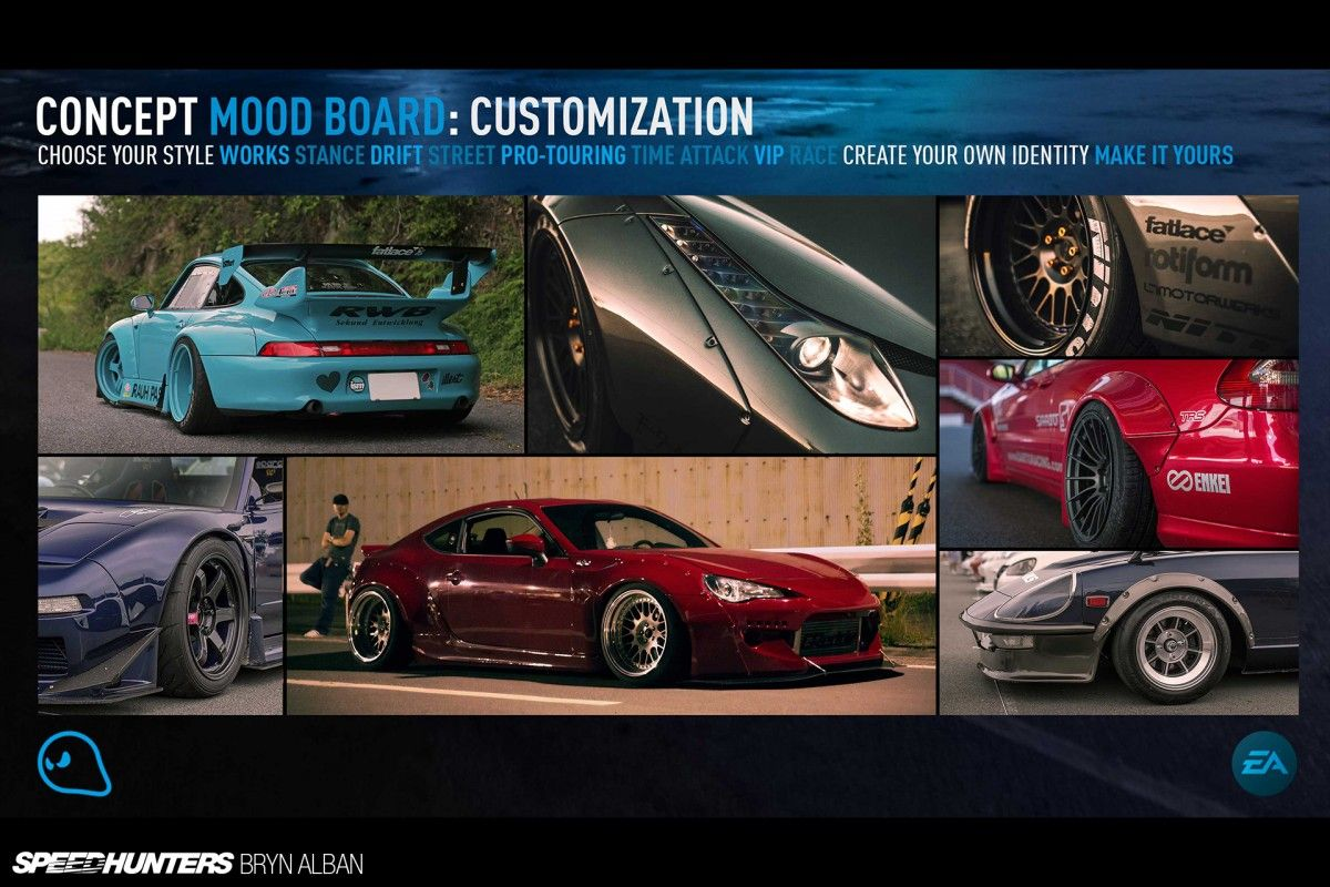 Image result for Need for Speed Payback car builder